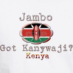 Jambo, Got Kanywaji? - Shirt
