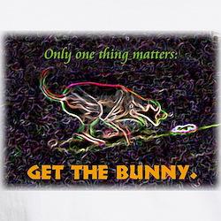 Lure course/bunny Shirt