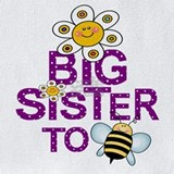 Big sister to be bib Bib