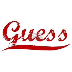 Guess (red vintage) Shirt