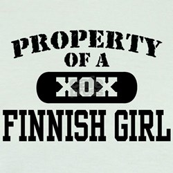 Property of a Finnish Girl T