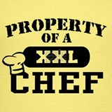 Property of chef Tank Tops