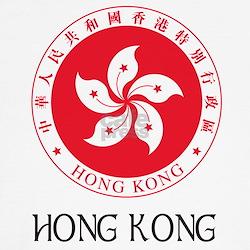 Hong Kong State Emblem T