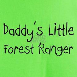 Daddy's Little Forest Ranger T-Shirt