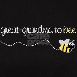 great grandma to be t-shirt Tee