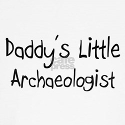 Daddy's Little Archaeologist T-Shirt