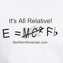 E = (not)MC2 Fb Shirt