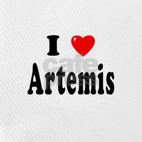 Artemis baseball cap by stickdeez for Artemis kitchen designs