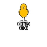 Knitting Chick Mug
