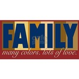 Family Color Mug