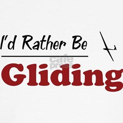 Rather Be Gliding Tee