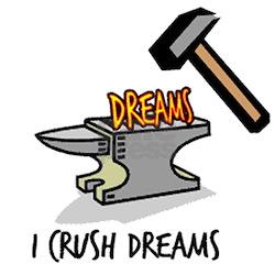 Dream crusher gifts amp merchandise dream crusher gift ideas amp apparel