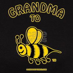 Cute Expecting grandma Tee