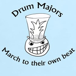Drum Majors March To Their Own Beat T-Shirt