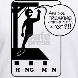 Unique Hangman game Shirt