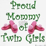 Mum of twins Sweatshirts & Hoodies