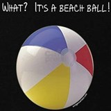 Beach ball maternity Maternity