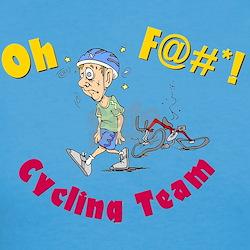Cute Bicycle racing Tee