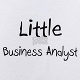 Business analyst Baby Bodysuits