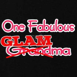 Fabulous Glamma T-Shirt