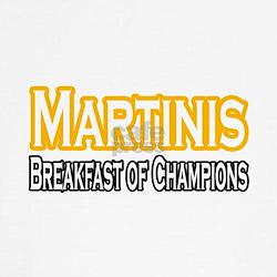 """Martinis. Breakfast..."" T"