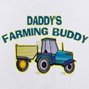 Farm sayings Baby Bodysuits