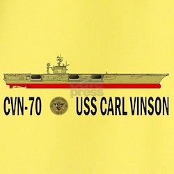 USS Vinson CVN-70 T