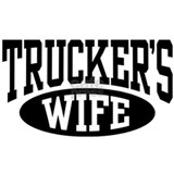 Trucker's Wife Small Mug