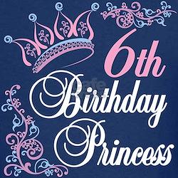 6th Birthday Princess T