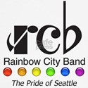 Rainbow city band Sweatshirts & Hoodies