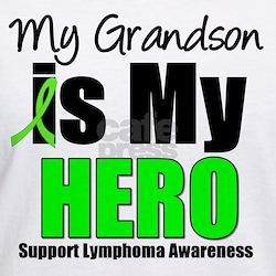 Lymphoma Hero (Grandson) Shirt