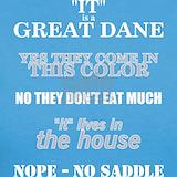 Great dane T-shirts