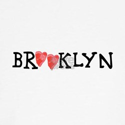Women's Brooklyn Cap Sleeve T-Shirt