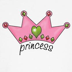 Pretty in Pink Princess T