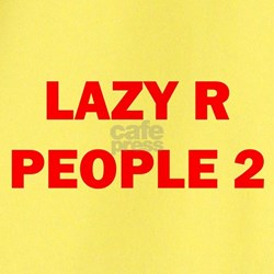 Lazy R People 2 (Yellow T)