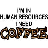HR Need Coffee Mug