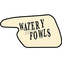 Watery Fowls Shirt