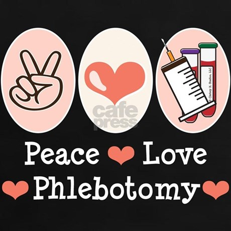Phlebotomy love culture track order