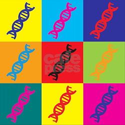 Genetics Pop Art Tee