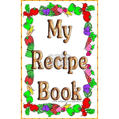 recipe book cover clip art Book Covers