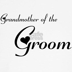 FR Grandma of the Groom's Tee