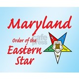 Maryland Eastern Star Mug