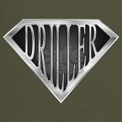 SuperDriller(metal) T-Shirt