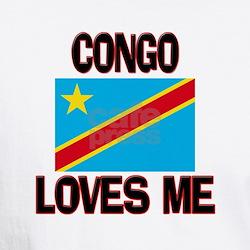 Congo Loves Me Shirt