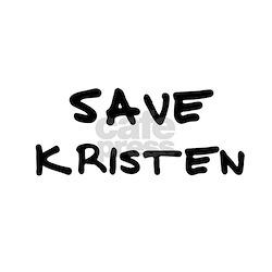 Save Kristen Women's Pink T-Shirt
