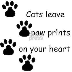 Cat Prints T-Shirt