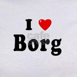 BORG Womens T-Shirt