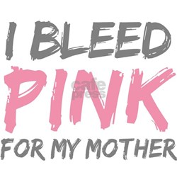 Pink Breast Cancer Mother Mom Tee