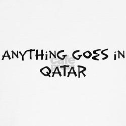 Qatar - Anything goes T