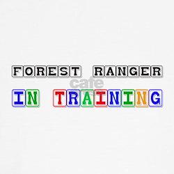 Forest Ranger In Training Tee
